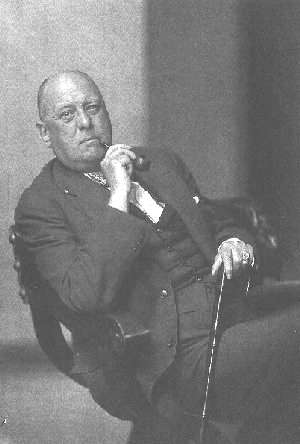 aleister crowley, edward alexander crowley, beast 666, to mega therion, perdurabo